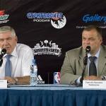 Чемпионат мира по стритболу в Москве: предматчевая пресс-конференция