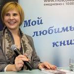 Татьяна Догилева представила в «Москве» свой роман