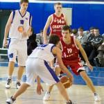 Первенство России по баскетболу среди юниоров: победила