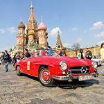 Ралли Клуб Раритетных Автомобилей открыл свой восьмой сезон