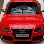 «Пятая космическая»: выставка Audi в ГУМе