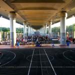 Баскетбольный август «Под Мостом»
