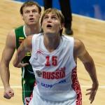 91-76: Россия и Литва по-товарищески сыграли в Химках