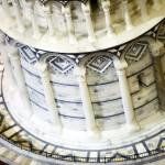 В Москве установили Пизанскую башню