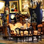 Искусство и роскошь: 32-й антикварный салон в ЦДХ