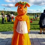 «Девятый месяц»: семейный фестиваль в Царицыно