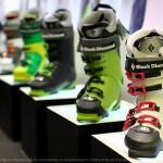 Лыжный салон - 2012: снег в дождливой Москве