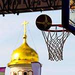Баскетбол на Красной площади: VTB Arena Open 2013