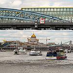 Москва с точки зрения воды