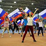 День Москвы на Красной площади: репетиция