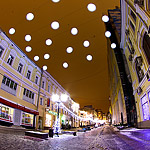 Зимняя пешеходная Москва: утеплиться и вперёд!