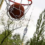 ВДНХ приняла «Кубок мэра по стритболу 1х1» день 1