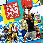 ВДНХ приняла «Кубок мэра по стритболу 1х1» день 2