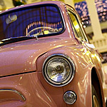 ГУМ: автомобильная ретро-романтика