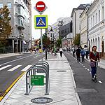 Все пешеходнее и пешеходнее: теперь Пятницкая