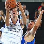 Moscow Open 2014: баскетбольная традиция Москвы - день 1