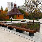 «Садовники»: +1 уютный парк, +1 скейтпарк