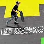 World Skateboarding Cup 2014 в Москве: кубок наш!