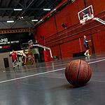 #HardCourt: новый баскетбольный зал в Москве