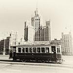 Новый фестиваль Москвы: Московскому трамваю - 116 лет