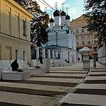 Пешеходная революция: Черниговский переулок