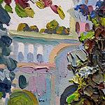 Перед Пасхой: выставка Виктора Маторина на Измайловском острове