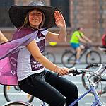 Что показал Большой московский велопарад