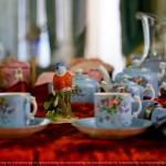 Русский фарфор на пасхальном столе