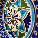 Близкий Восток: искусство Узбекистана из собрания ВМДПНИ