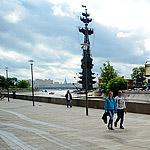 Обновление набережных: Якиманская