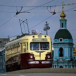 От «Аннушки» до «Витязя»: пятый парад трамваев в Москве