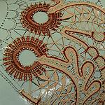 «Шоу кружевниц» в ВМДПНИ: стук коклюшек под звуки арфы